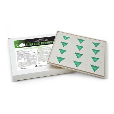 Alpha Rapid Rodenticide by Rudduck